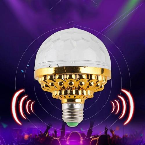 Special LED Colorful Rotating Magic Ball Light
