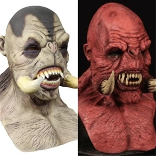 Halloween Hot Sale!Monster Silicone Mask
