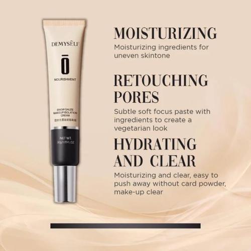 Pre-Makeup Moisturizing Cream