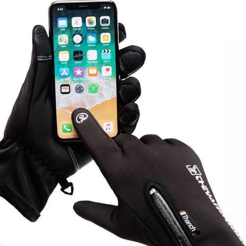 Winter Warm Touch Screen Gloves