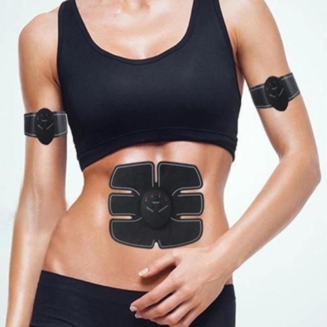 Wireless Ab Stimulator Trainer Set & Electrical Hip Muscle Stimulator