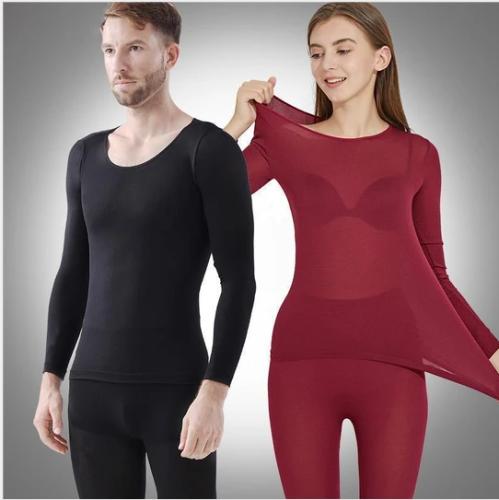 Seamless Elastic Thermal Inner Wear