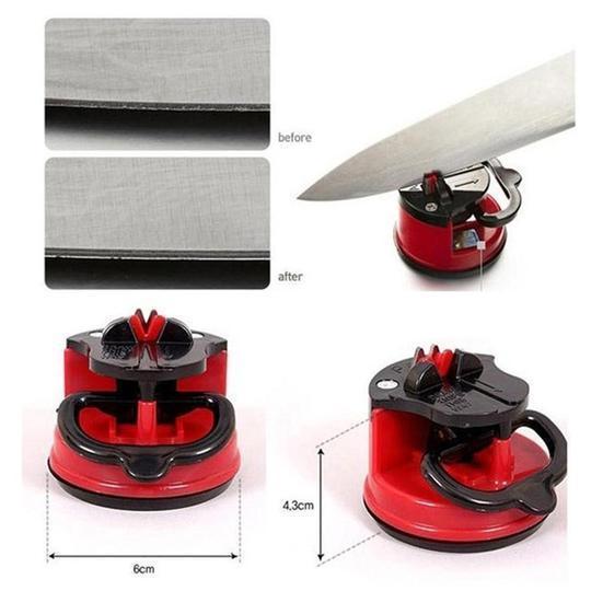 (Buy more save more) ✨  Smart Knife Sharpener