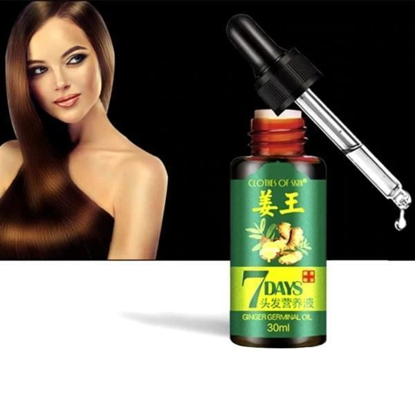 MPERIAL GINGER™ NATURAL GINGER HAIR GROWTH OIL