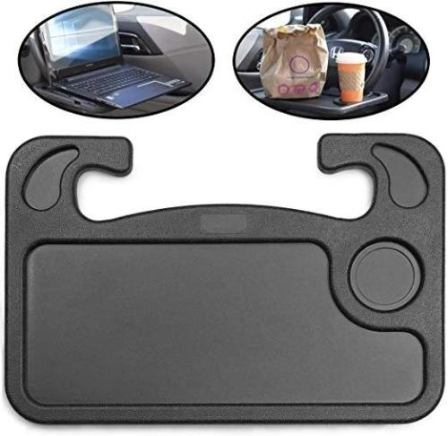 Multi-function Car Rack Tray - adjustable angle