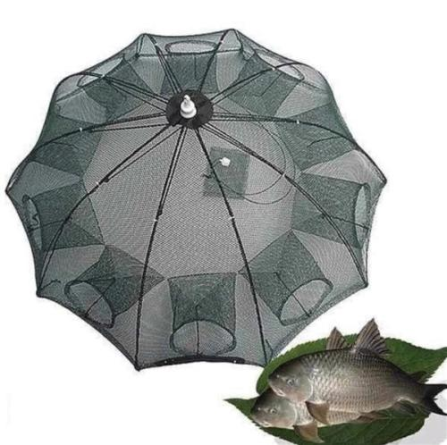 The Magic Fishing Net