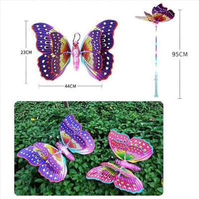 LED Butterfly Garden Landscape Light