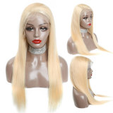 613 Blonde Lace Front Wig Brazilian Straight hair 150% Density