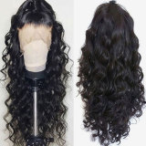 Brazilian Loose Deep Wave Lace Front Human Hair Wigs For Black Women