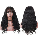 best quality human hair wigs with bang