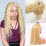 613 Blonde Glueless Lace Front Human Hair Wig for black women