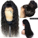 best quality black human hair wig with baby hairs