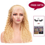 ReadyWig 613 Blonde Loose Deep Wave Human Hair Lace Front Wig