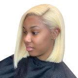 good quality 100% Brazilian blonde human hair with minimal shedding