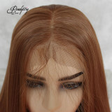 adjustable hair net breathable and durable lace capless wig with secure combs