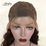 adjustable hair net breathable and durable Wig Cap swiss lace wig with pre-plucked hair