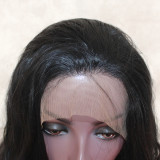 ReadyWig Black Loose Wave Synthetic Lace Front Wig 20 Inches