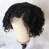 100% Brazilian human short hair with no shedding & tangling