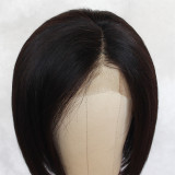 black curly wigs short wig glueless human hair wig with natural looking