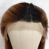 real human hair wigs natural side part with bleached knots 13x4 lace front,13x6 lace front, full lace wig