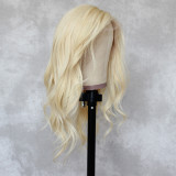 body wave human hair wig, 100% unprocessed human hair Lace part wig 360 deep part swiss lace wigs