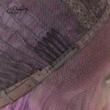 readywig purple synthetic wig combs