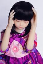 AXB Doll ラブドール 100cm #A11b small breast TPE製