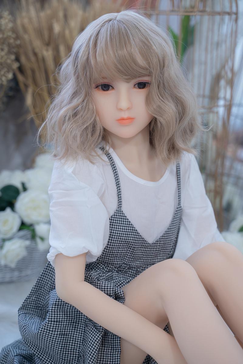 AXB Doll ラブドール 140cm バスト平ら #81 TPE製