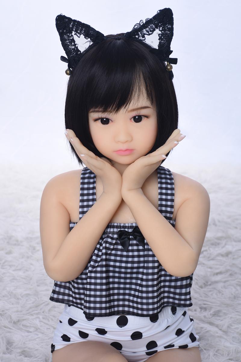 AXB Doll ラブドール 120cm バスト平ら #47 TPE製