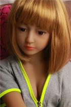 SM Doll TPE製ラブドール 128cm AカップPlus #12