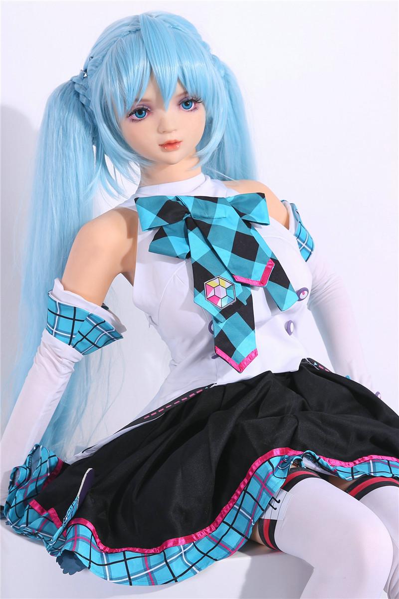 Qita Doll TPE製ラブドール 152cm #8 Dカップ