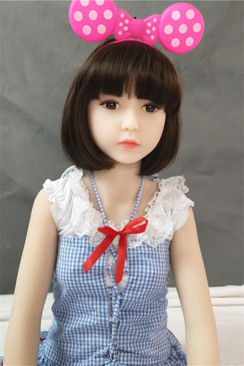 SM Doll TPE製ラブドール 128cm #12 AカップPlus
