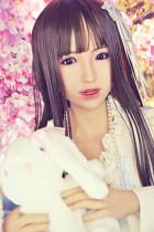 Sanhui Doll ラブドール 156cm #22 まゆね 口開閉可能 シリコン製