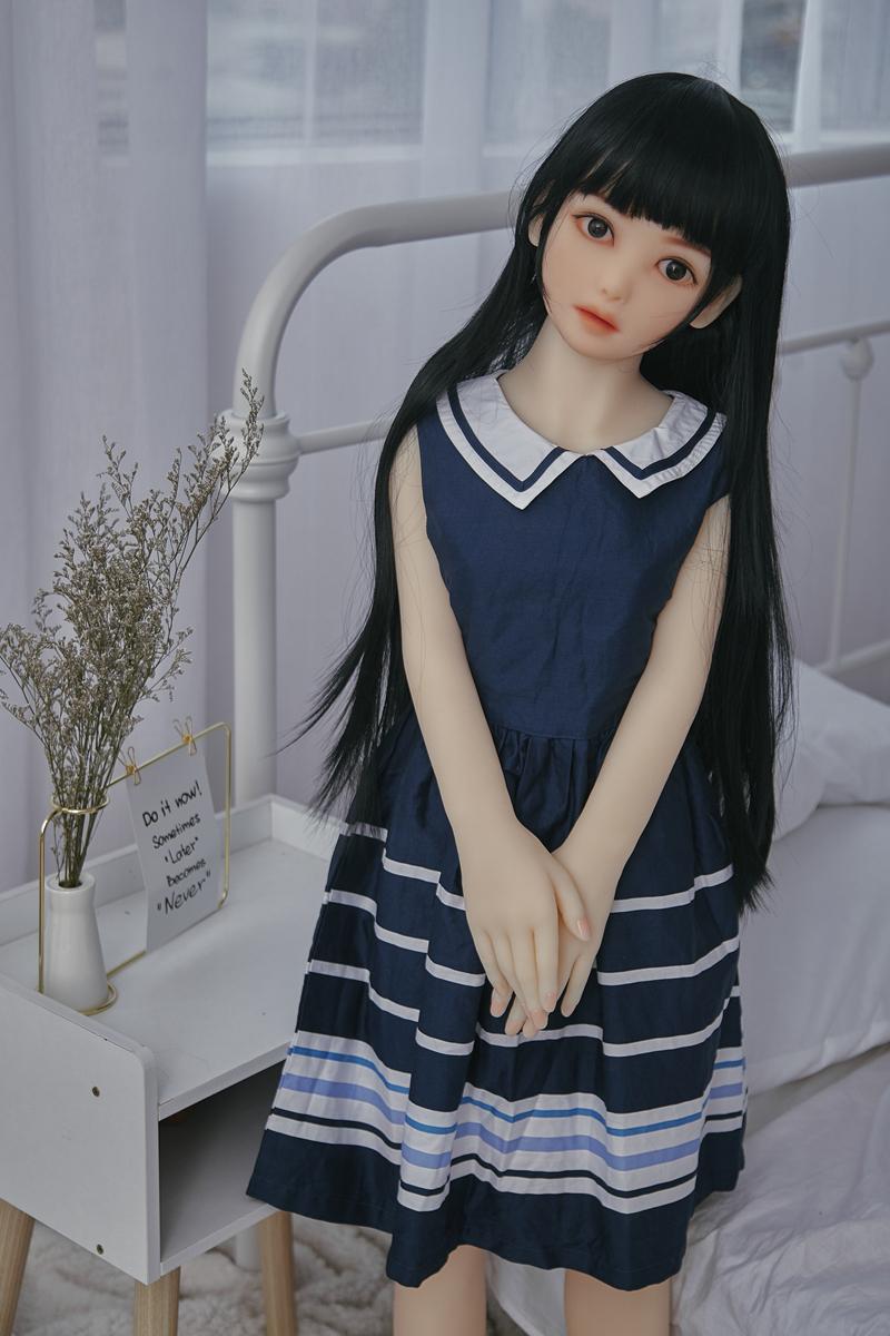 Irontech Doll ラブドール 132cm バスト平 Tina TPE製