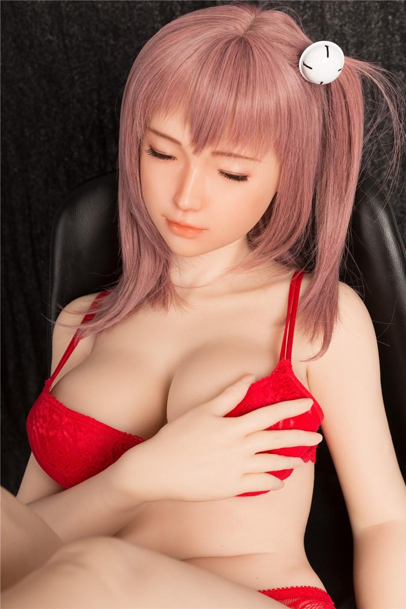 Sanhui Doll ラブドール 158cm #24 瞑り目タイプ フルシリコン製