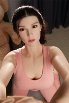 BB Doll 160cm ラブドール 普通乳 Doris 血管&人肌模様など超リアルメイク無料 眉の植毛無料 フルシリコン製