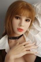 BB Doll ラブドール  160cm普通乳 #Bヘッド 血管&人肌模様など超リアルメイク無料 眉の植毛無料 フルシリコン製