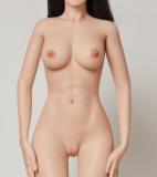 BB Doll ラブドール 165cm普通乳 #Bヘッド 血管&人肌模様など超リアルメイク無料 眉の植毛無料 フルシリコン製