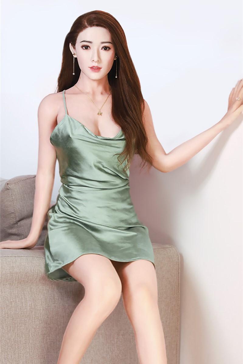 BB Doll ラブドール 165cm普通乳 #Hヘッド 血管&人肌模様など超リアルメイク無料 眉の植毛無料 フルシリコン製