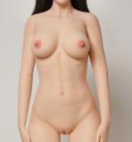 BB Doll ラブドール 165cm普通乳 #Rヘッド 血管&人肌模様など超リアルメイク無料 眉の植毛無料 フルシリコン製