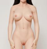 BB Doll ラブドール 165cm普通乳 #Pヘッド 血管&人肌模様など超リアルメイク無料 眉の植毛無料 フルシリコン製