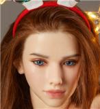 BB Doll ラブドール 165cm普通乳 #Qヘッド 血管&人肌模様など超リアルメイク無料 眉の植毛無料 フルシリコン製