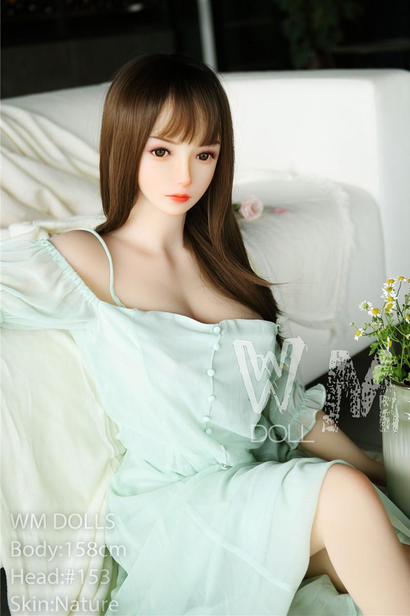 WM Doll ラブドール 158cm Dカップ #153 TPE製