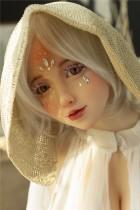 Sanhui Doll ラブドール 156cm Dカップ #T7ヘッド 特別メイク TPE製