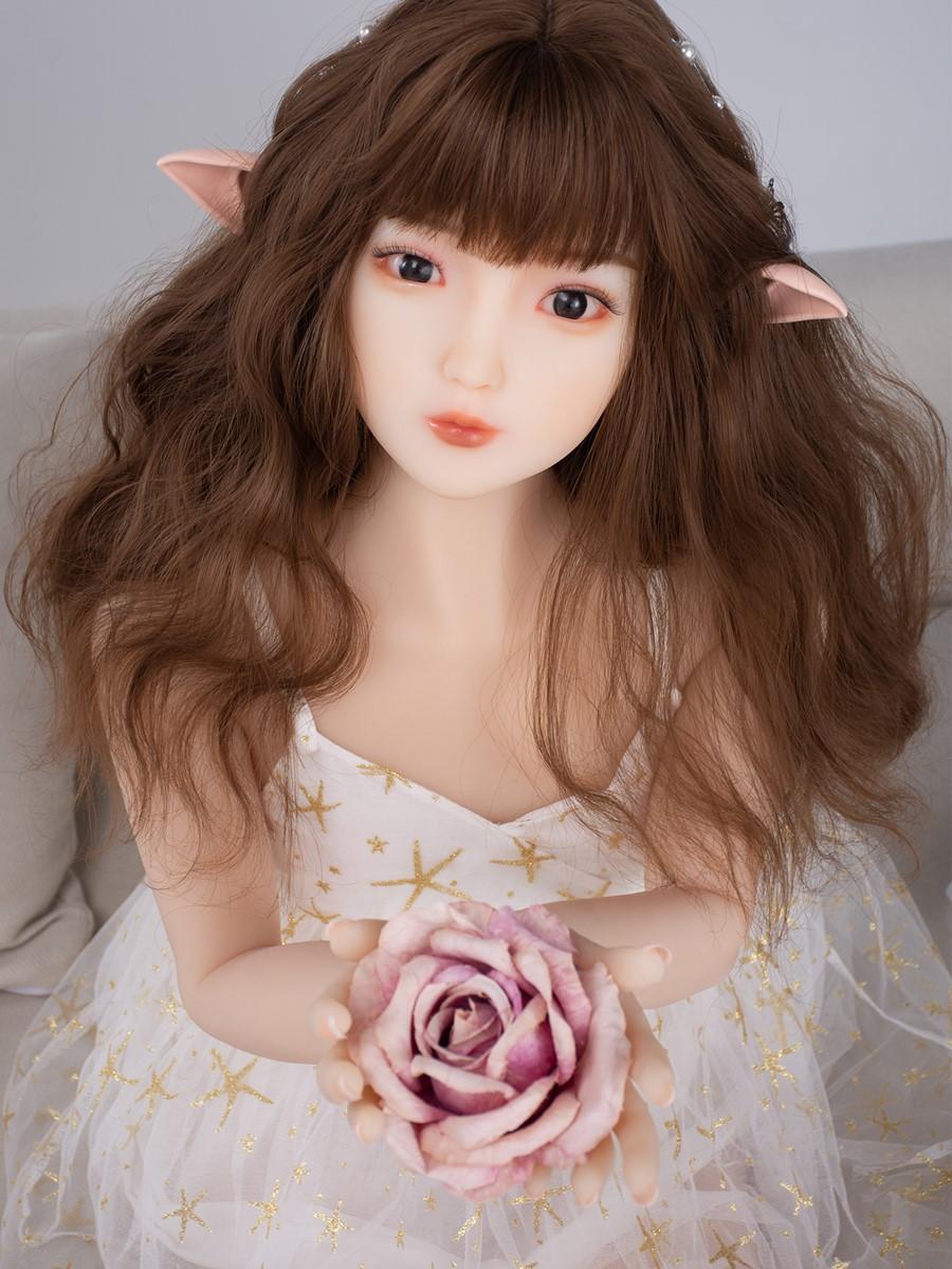 AXB Doll ラブドール 120cm Momo バスト平ら#C46 TPE製