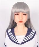 Sanhui Doll ラブドール 145cm Eカップ シームレス Meiヘッド フルシリコン製