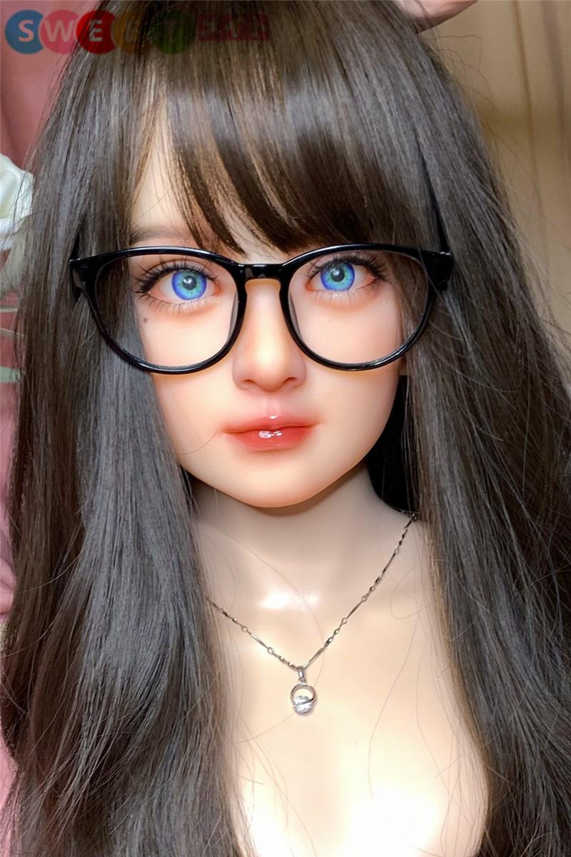 Real Girl B3ヘッド 頭部単品  TPE製ヘッド M16ボルト採用  125-140CM身長適用 職人メイクが選べる