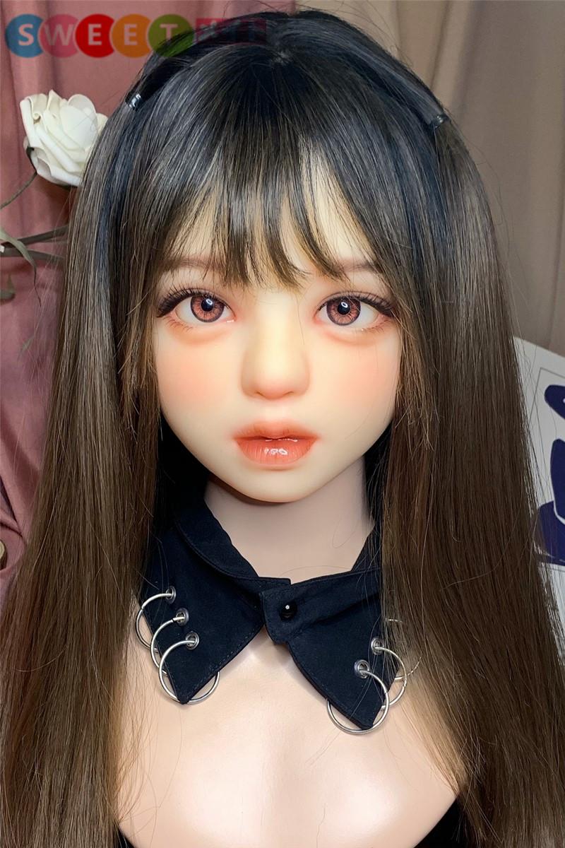 Real Girl 頭部単品 R19ヘッド TPE製ヘッド M16ボルト採用 職人メイク選択可能