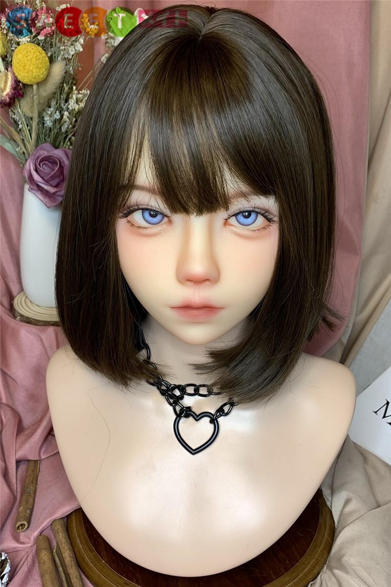 Real Girl 頭部単品 R5ヘッド TPE製ヘッド M16ボルト採用 職人メイク選択可能
