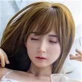Level-D とTop Sino Doll コラボ製品 新発売 ラブドール 148cm Eカップ L1ヘッド 未玲 RRSメイク選択可 フルシリコン製【掲載画像はRSメイク】